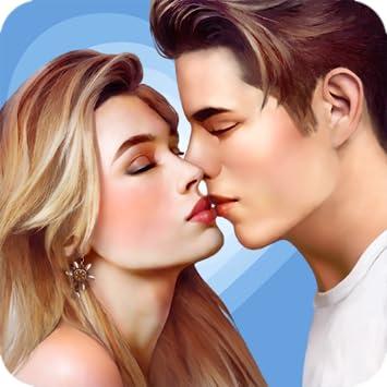 virtual dating and kissing games