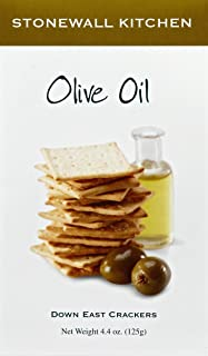 product image for Stonewall Kitchen Olive Oil Crackers, 4.4 Ounce Box