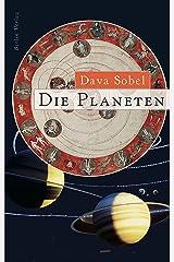 Die Planeten (German Edition) Kindle Edition