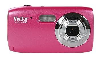 vivitar vivicam 5118 5 1 mega pixels pink digital amazon co uk rh amazon co uk vivitar 5118 manual