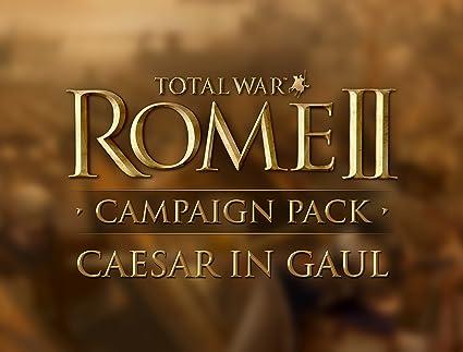 Total War: Rome II - Caesar in Gaul [PC Code - Steam]