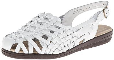085d4734f05f softspots Tobago Women s Sandal 5 C D US White