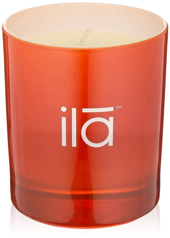 ila Fragrant Candle for Higher Energy, Orange Blossom 200 g Ila Spa FP017