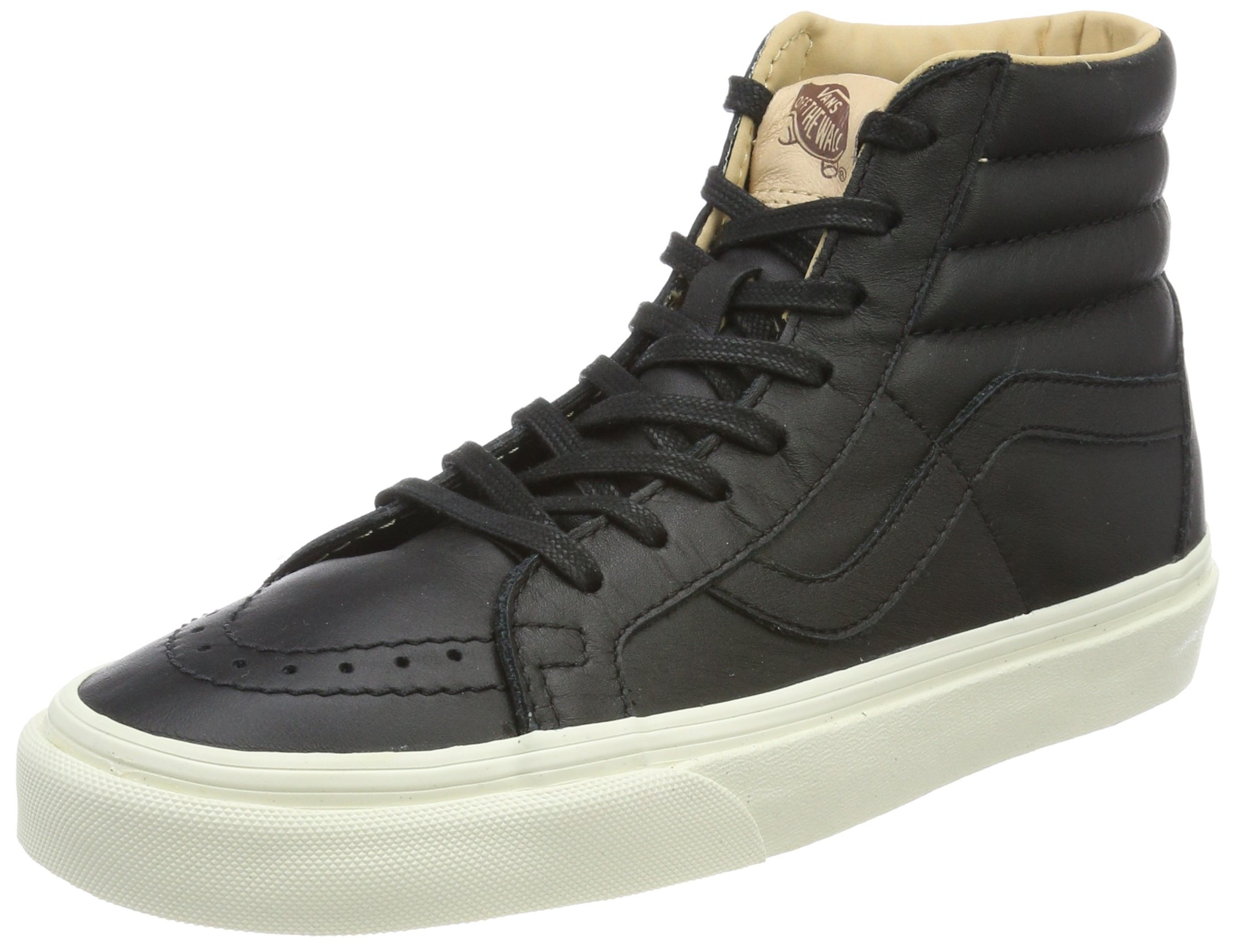 6b37e493a417 Galleon - Vans Unisex Adults  Sk8-Hi Reissue Leather Trainers