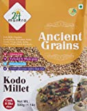 24 Organic Mantra Products Parboiled Kodo Millet, Ancient Grains, 500g