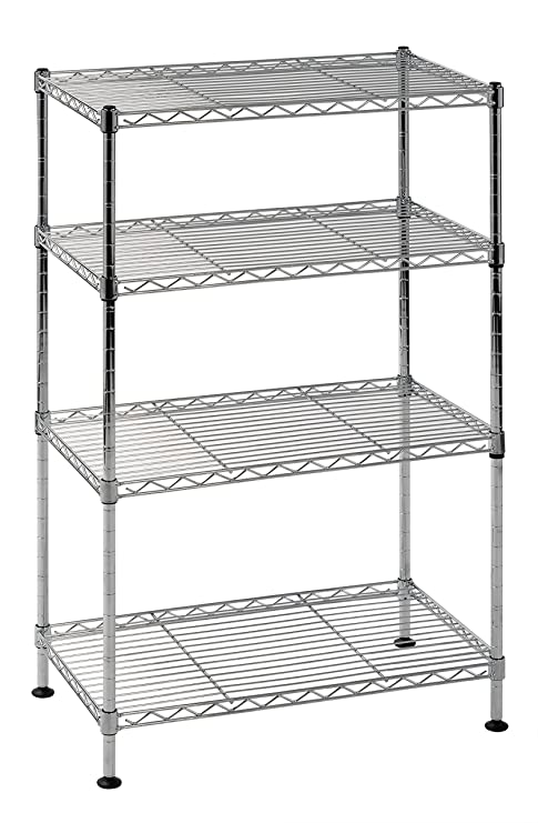 Amazon.com: Sandusky Lee WS201232-C Industrial Welded Wire Shelving ...
