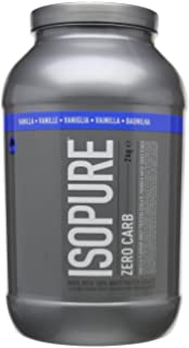 isopure low carb protein powder dutch chocolate 7.5 pounds