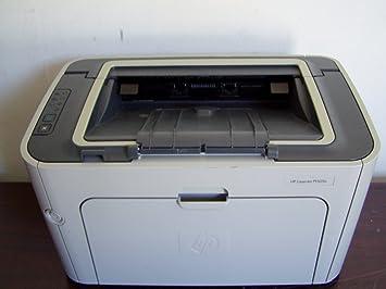 HP Impresora HP Laserjet P1505n - Impresora láser (Laser ...