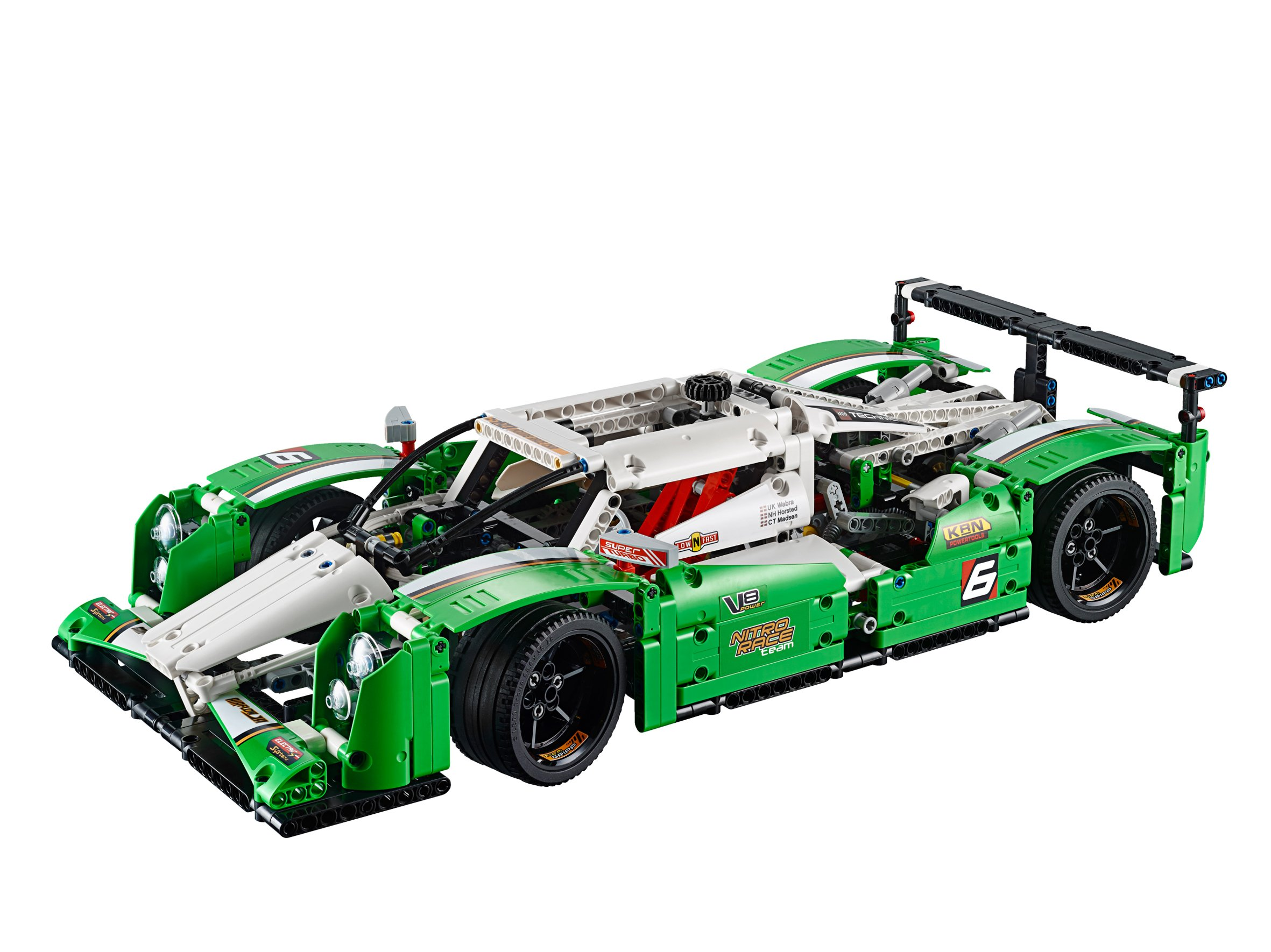LEGO Technic 24 Hours Race Car 42039 by LEGO (Image #4)