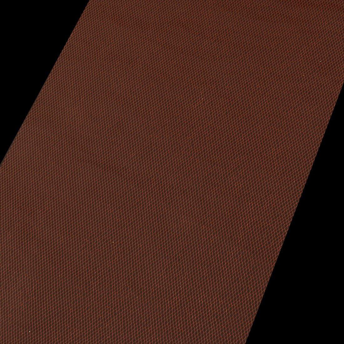 uxcellPolyester Family Wedding Dress Tutu Gift Decor DIY Craft Tulle Spool Roll 6 Inch x 100 Yards Purple