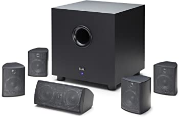 Elac HT-C131W-K 5.1-Ch Home Theater Speakers