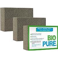 Kit 3x Piedra pomez para limpiar el baño y parrilla - Grill Brick - Pomex - Ideal para parrillas, wc's, lavamanos…