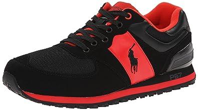 Polo Slaton Poney Fashion 44 Ralph Eu Lauren Sneaker YIfyvm76gb