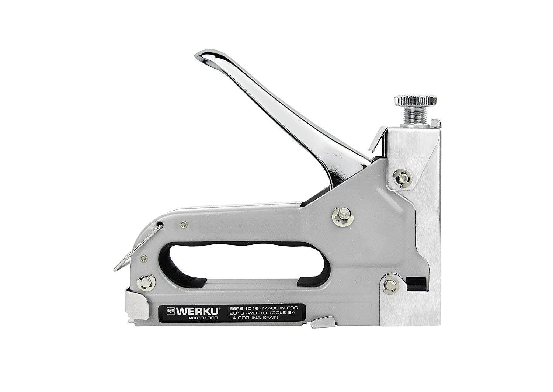 Werku WK601800 Pistola Grapadora-Clavadora