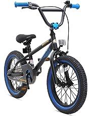 a0034f878f7162 BIKESTAR Bicicletta Bambini 4-5 Anni da 16 Pollici ☆ Bici per Bambino et  Bambina