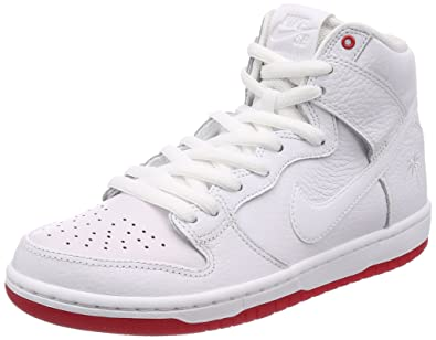 sports shoes 4b27a 8b369 NIKE Sb Zoom Dunk High Pro QS  Kevin Bradley  White University Red Size