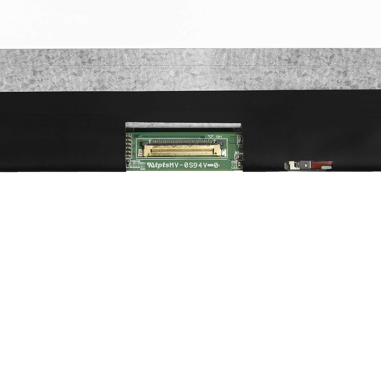 Green Cell PRO Pantalla para HP Zbook 15 G2 G3 15u G2 15u G3-15.6 1920x1080 Screen 30pin Matte