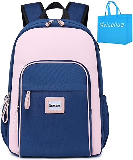 bf71d86f313154 School Backpack Teen Girls Laptop Backpack for Women College Backpack with  USB Charging Port Travel Backpack
