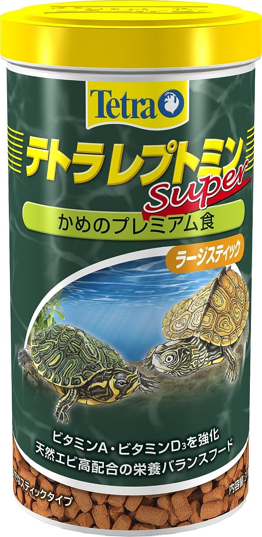 テトラ(Tetra) レプトミンスーパー 水生亀専用餌 310g