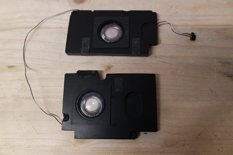 Coppia Casse Audio Speaker per ASUS X501A 04072-00320400