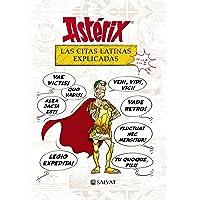 Astérix. Las citas latinas explicadas: De la A