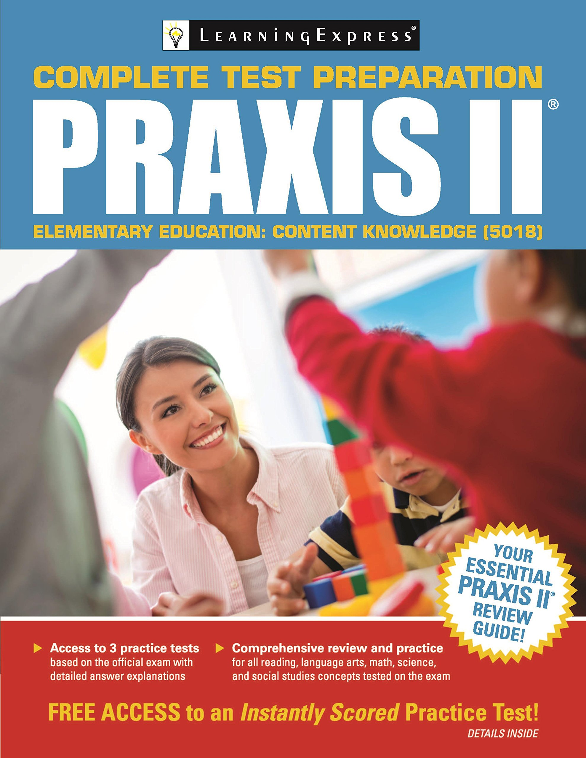 Buy Praxis II: Elementary Education Content Knowledge (5018) Book Online at  Low Prices in India | Praxis II: Elementary Education Content Knowledge  (5018) ...