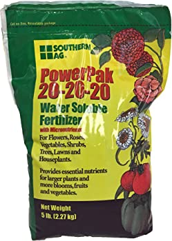 Southern Ag 5 lbs Water Soluble Fertilizer For Fall