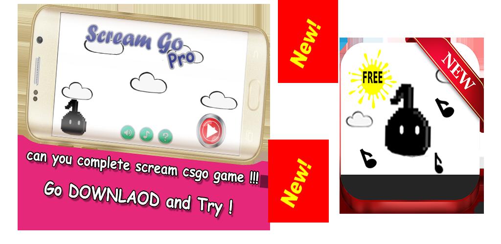 Scream csgo pro: Amazon es: Appstore para Android