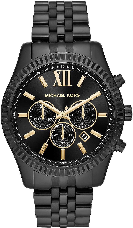 Michael Kors Reloj para Hombre de Cuarzo