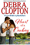 Heart of a Cowboy (Texas Brides & Bachelors Book 1)