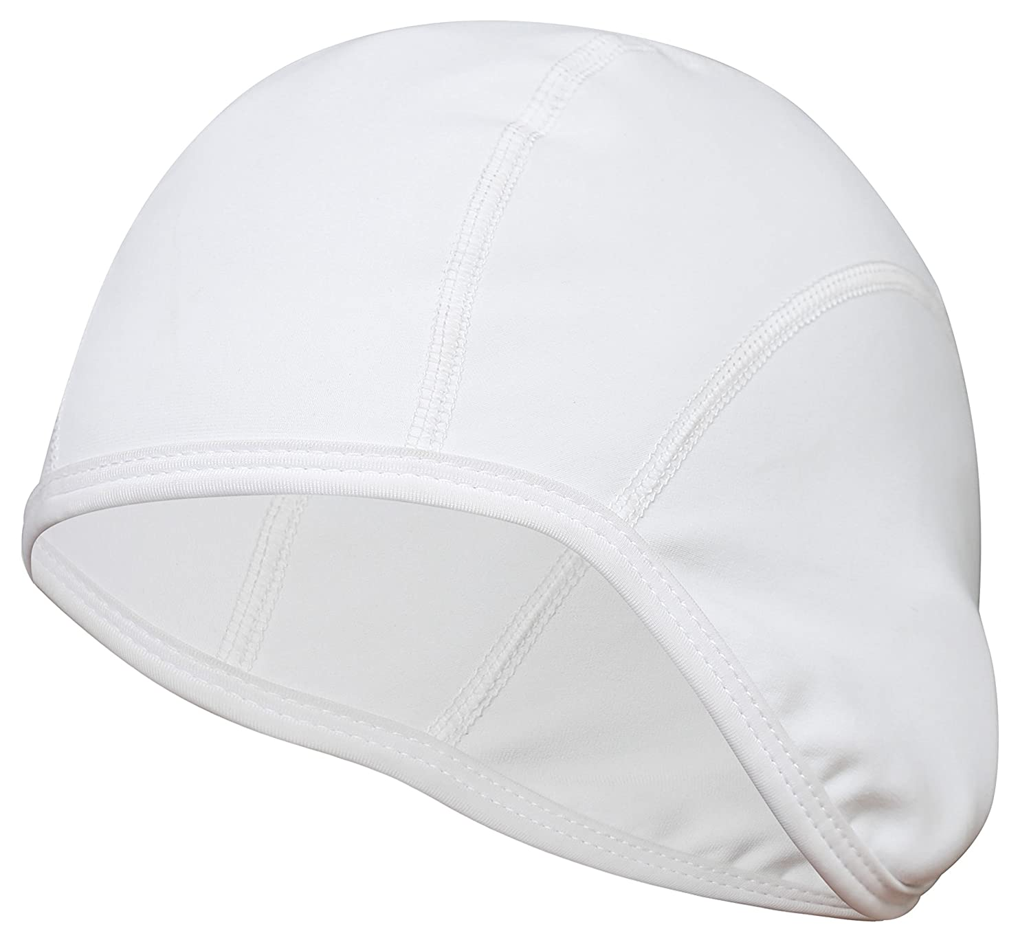 Amazon.com: GearTOP Skull Cap Helmet Liner Running Beanie (White Hat and Large Mountain Biking Gloves Bundle): Automotive