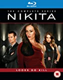 Nikita - The Complete Series [Blu-ray] [2014] [Region Free]