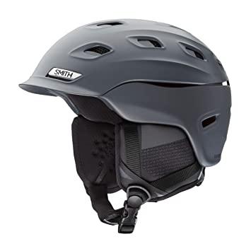 Smith Vantage M – Casco de esquí para Hombre, Hombre, Color Matte Charcoal,