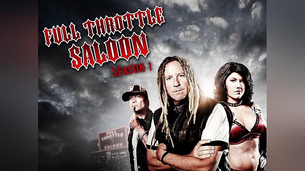 Full Throttle Saloon Season 1
