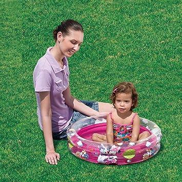 Bestway - Piscina para niños Minnie Mouse (90781): Amazon.es ...