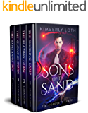 Sons of the Sand: The Complete Series - A Paranormal Romance