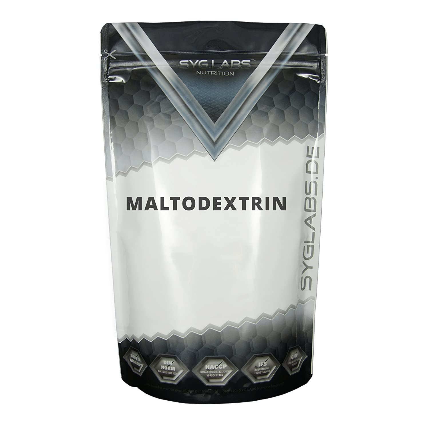 Syglabs Nutrition Maltodextrin Pulver - Neutral DE 19, 1er Pack (1 x 5 kg)