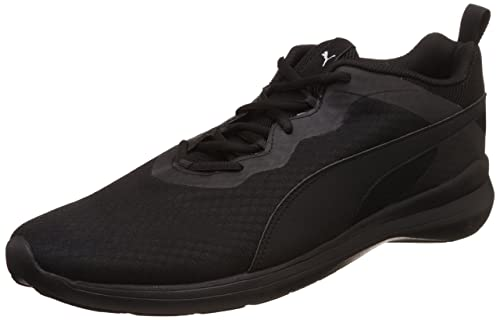 Puma Men s Pacer Evo Black-White Running Shoes  Buy Online at Low Prices in  India - Amazon.in b95c5ea37