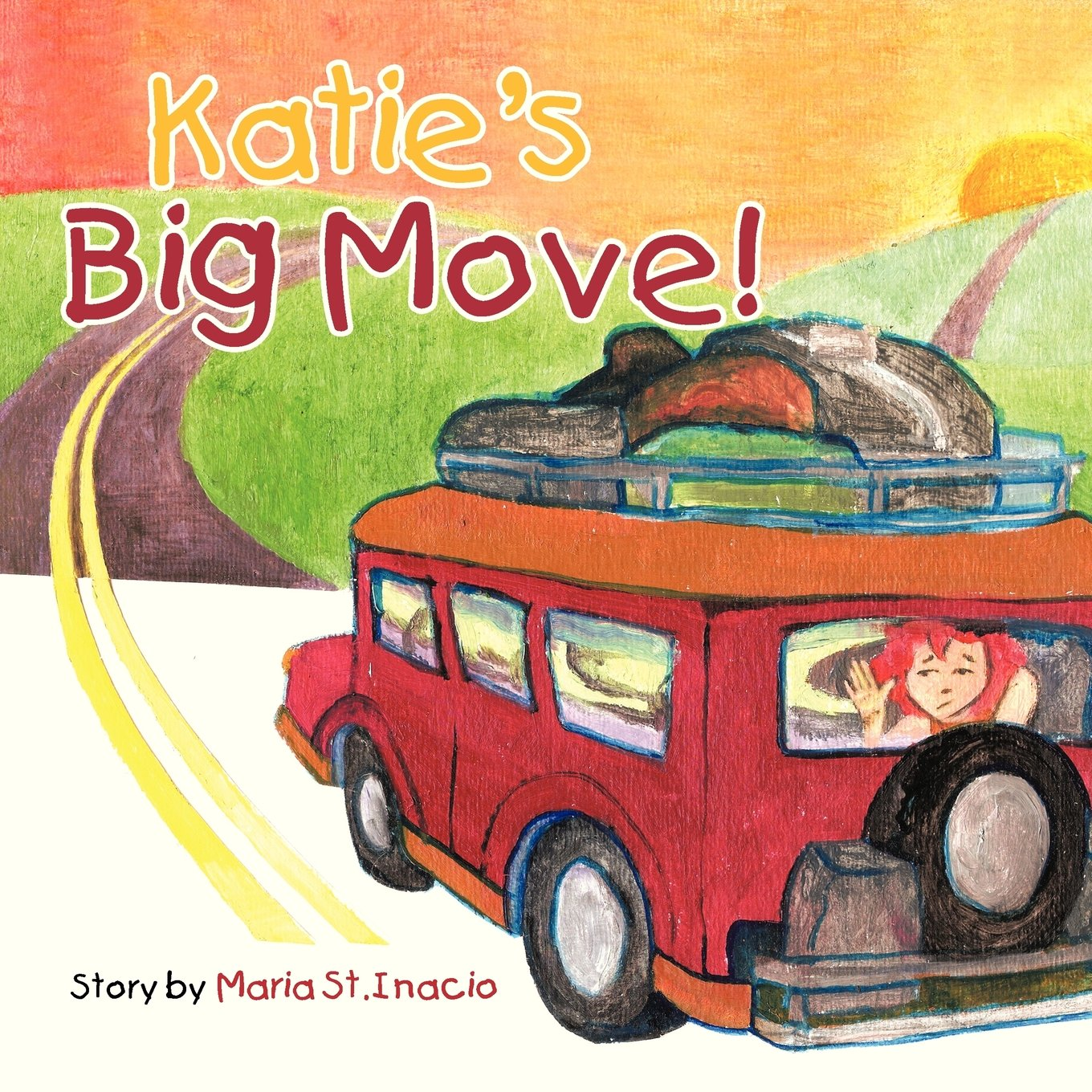 Katie's Big Move! ebook