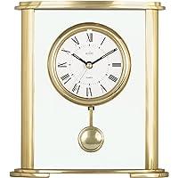 Acctim 36358 Welwyn Reloj de Chimenea, Color Dorado
