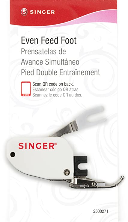 Amazon Singer Even Feed Walking Presser Foot For Quilting Or
