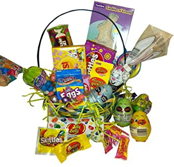 Amazon easter treats for the college student filled easter easter treats for the college student filled easter basket negle Image collections