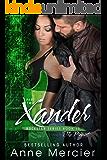 Xander: Book 2, The Present (Rockstar 10)