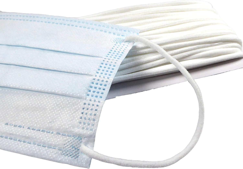 Hawhy Elastisches Weiches Gummiband Gummilitze Maskenband 3 5mm Rund Geeignet Zur Maskenherstellung 10 Amazon De Küche Haushalt
