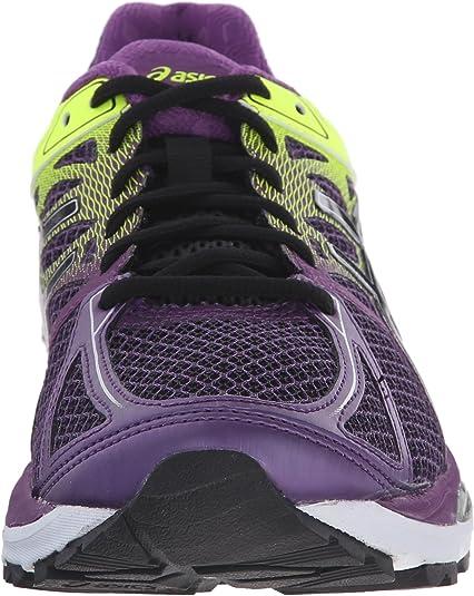 ASICS Women's Gel Cumulus 17 G TX Running Shoe, PlumOnyx