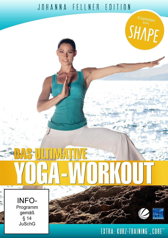 Amazon.com: Johanna Fellner - Das ultimative Yoga-Workout ...