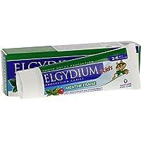 Elgydium Kids Toothpaste, Fresh Strawberry Ice Age, 50ml