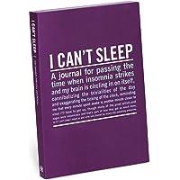 Knock Knock I Can't Sleep Mini Inner-Truth Journal