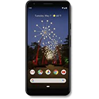 Google - Pixel 3a XL with 64GB Memory Cell Phone (Unlocked) - Just Black