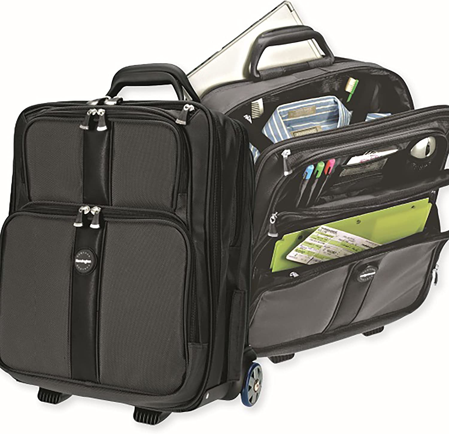 Kensington Overnight Rolling Laptop Bag (K62903A)